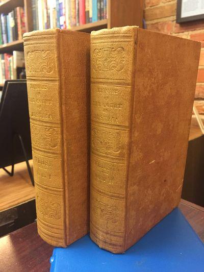 Longman, Brown, Green, and Longmans. Hardcover. Good. B000878XIQ 2 volume set bound in light brown c...