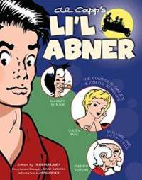 Li'l Abner: The Complete Dailies and Color Sundays, Vol. 1: 1934-1936 by Al Capp - Hardcover - 2010-06-04 - from Books Express and Biblio.com