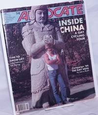 image of The Advocate: the national gay newsmagazine; #389, March 6, 1984; in two sections; Inside China; a gay cycling tour