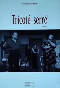 image of Tricoté serré
