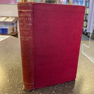 New York: Macmillan, 1915. First Edition, first printing. Hardcover. Octavo; 213 pages. G+; Red clot...