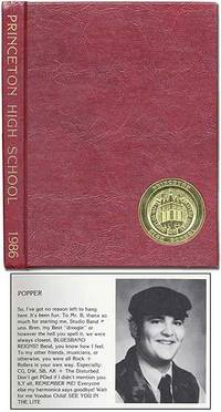 Princeton, NJ: Princeton High School, 1986. Hardcover. Fine. First and only edition. Quarto. Red buc...