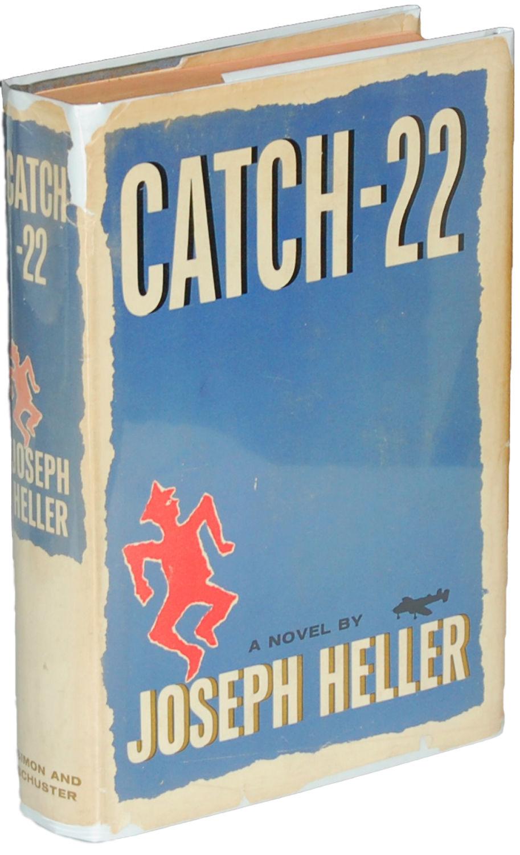 HELLER, Joseph. Catch-22. New York: Simon and Schuster, 1961