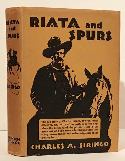 Riata and Spurs: The Story of a...
