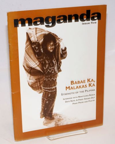 Berkeley: Maganda, 1992. 48p., staplebound magazine, very good. The theme of this issue is The Stren...