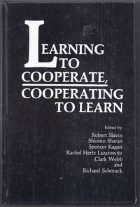 image of Learning to Cooperate, Cooperating to Learn