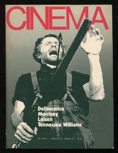 Beverly Hills CA: Spectator International. Near Fine. 1973. (Vol. 8, No. 1). Magazine. (B&W photogra...