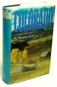 Colorado  a Literary Chronicle