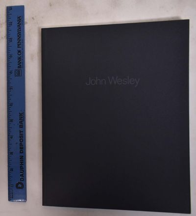 New York: Zwirner & Wirth, 2006. Softcover. VG. light edge-wear to covers. pgs clean, bright & unmar...