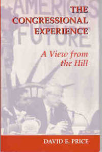The Congressional Experience: A View from the Hill