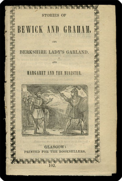 Glasgow : Printed for the Booksellers, . 12mo (14.5 cm, 5.75