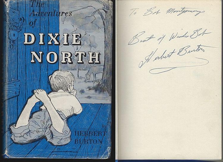 ADVENTURES OF DIXIE NORTH, Burton, Herbert