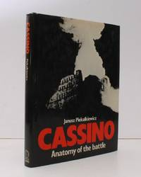 Cassino. Anatomy of the Battle.  FINE COPY IN UNCLIPPED DUSTWRAPPER