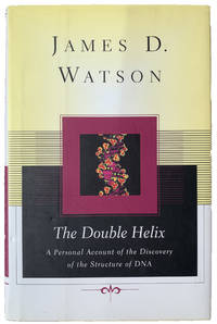 image of The Double Helix, a Personal Account of the Discovery of the Structure of DNA.