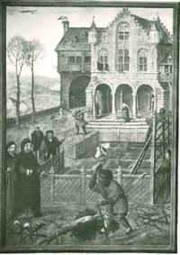 Miniaturen aus Handschriften der Kgl. Hof- und Staatsbibliothek in Munchen.  II. Flamischer Kalender (Cod. Lat. 23638)