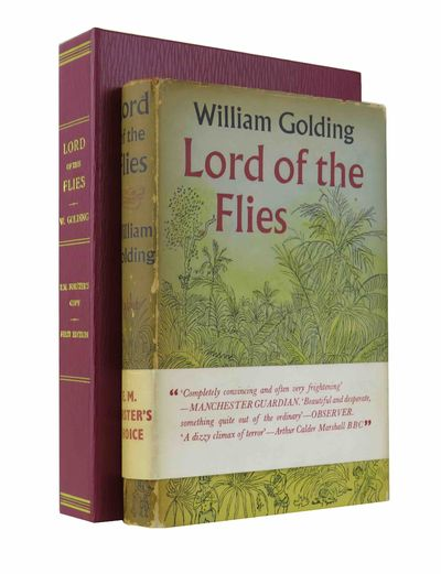 a character analysis of william goldings novel the lord of the flies Book analysis - lord of the flies - william golding, 3 pages, simple project project description: the task is to analyze lord of the flies - william golding 3 pages (1200 words) of text with the font times new roman size 12.