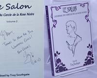 image of Le Salon, journal du Cercle de la Rose Noire. Volume 2