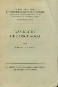 Das Recht der Dschagga