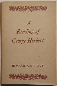 A Reading of George Herbert