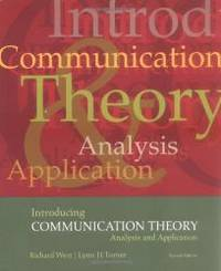 image of Introducing  Communication Theory: Analysis and Application (NAI)