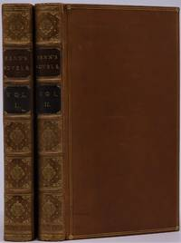 All the Histories and Novels  Written by the Late Ingenious Mrs. Behn, Intire in Two Volumes . The Seventh Edition, Corrected and Illustrated with Cuts ( Fine Binding - Morrell)