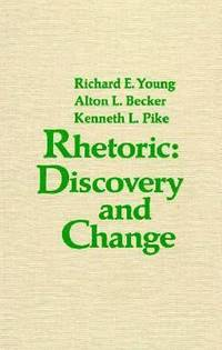 Rhetoric : Discovery and Change