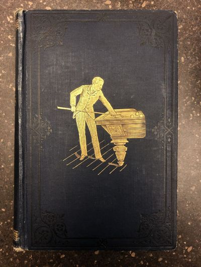 New York: The Brunswick-Balke-Collender Co, 1912. First Edition, First Printing. Hardcover. Octavo, ...