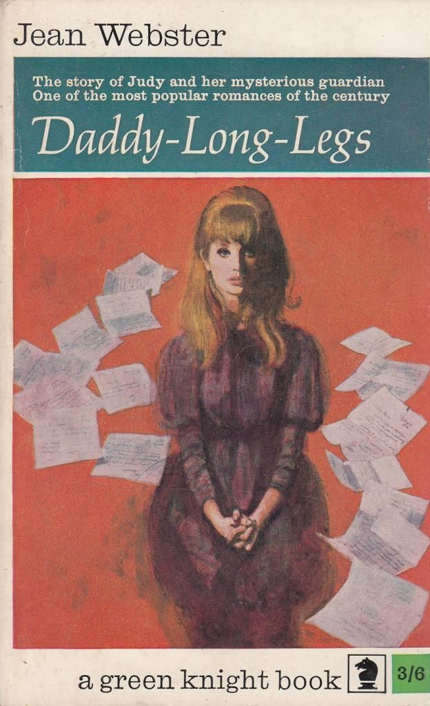 an analysis of jean websters book daddy long legs Daddy long legs was written by jean webster on 1912 her books often feature young female protagonists who develop into a beautiful butterfly from being a caterpillar, so to speak.