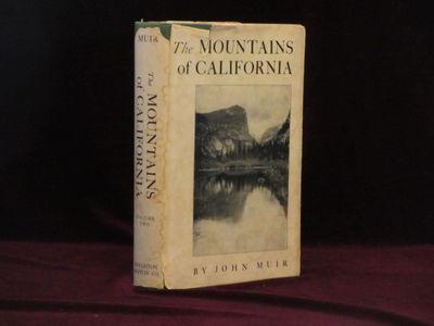 Boston: Houghton Mifflin Company, 1916. Hard Cover with Dust Jacket. Near Fine/Good+. Octavo. Volume...