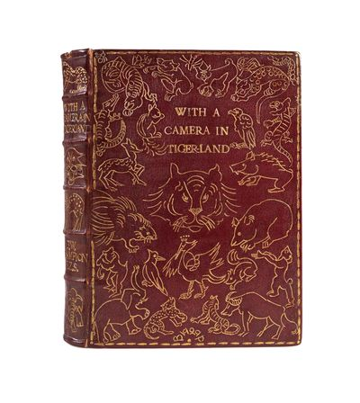 A BEASTIARY BINDING - With a Camera...