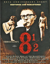 image of Small 8 1/2 50th Anniversary Poster