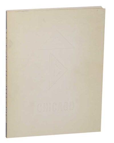 Chicago, IL: The Art Directors Club of Chicago, 1960. First edition. Softcover. 144 pages. Includes ...