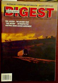 image of Railway Digest Magazine, August 1997