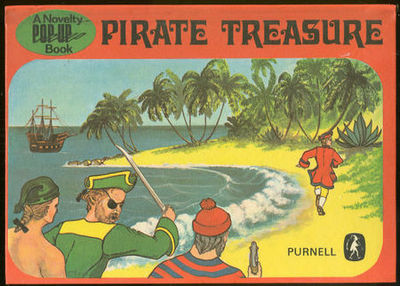 PIRATE TREASURE, Duppa-Whyte, Victor