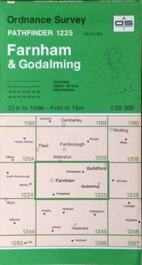 Farnham & Godalming Pathfinder map sheet 1225