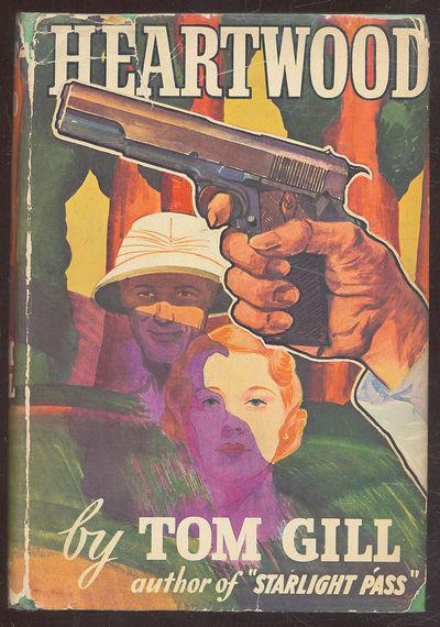 New York: Farrar & Rinehart, 1937. Hardcover. Fine/Very Good. First edition. Slight tear in the clot...