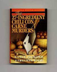 The 27*Ingredient Chili Con Carne Murders  - 1st Edition/1st Printing