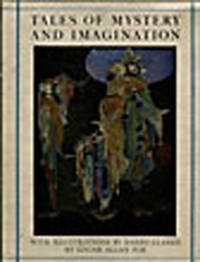 image of TALES OF MYSTERY AND IMAGINATION.