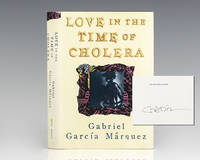 image of Love in the Time of Cholera.