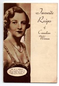 image of Favourite Recipes of Canadian Women