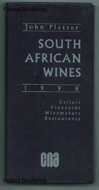 JOHN PLATTER. SOUTH AFRICAN WINES 1998.