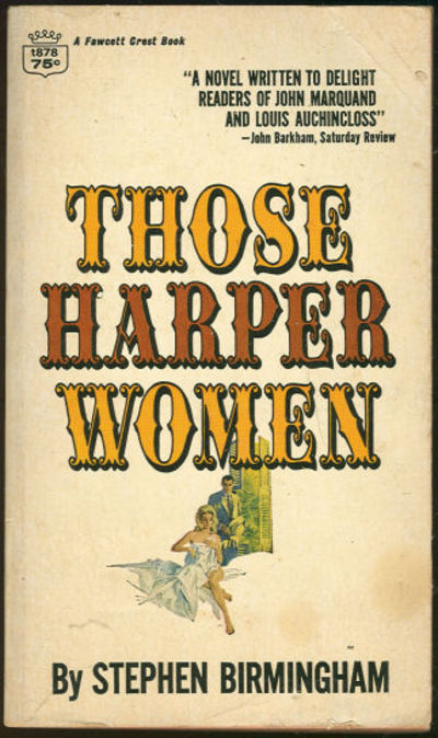 THOSE HARPER WOMEN, Birmingham, Stephen
