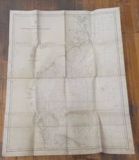 image of Map of the Atlantic Coast: Chesapeake Bay to Straits of Florida
