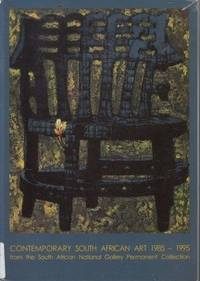 Contemporary South African Art 1985-1995 by Bedford, Emma - .
