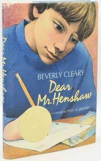 [SIGNED] [YOUNG ADULT] DEAR MR. HENSHAW