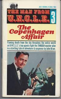 image of The Copenhagen Affair - The Man From U.N.C.L.E. #3 - TV Tie-In