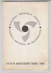 National Research Council Fiftieth Anniversary Tours - 1966