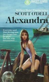 Alexandra by Scott O'Dell - Paperback - 1987 - from ThriftBooks (SKU: G0449702901I4N00)