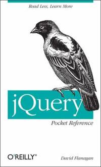 image of JQuery Pocket Reference
