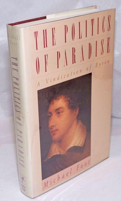 New York: Harper and Row, 1988. Hardcover. 424p., appendixes, bibliography, index, poem excerpts, ve...